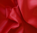 belle modeste satiini countil satin red